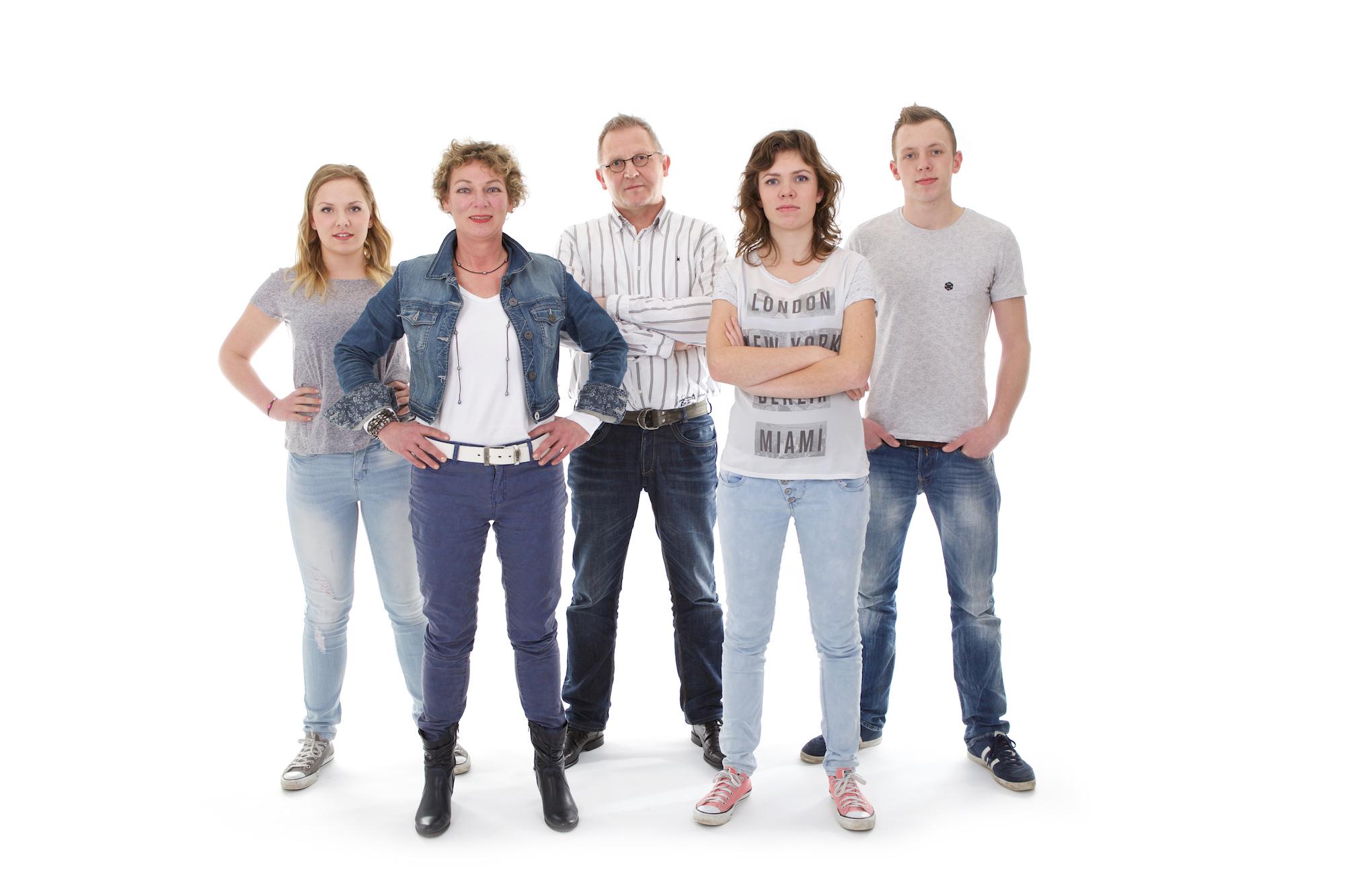 fotografie fotoshoot Groningen familie