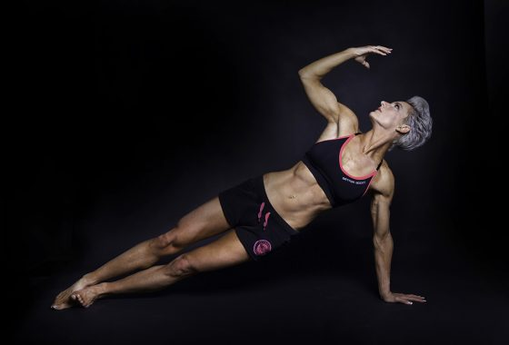 Sportportret fitness