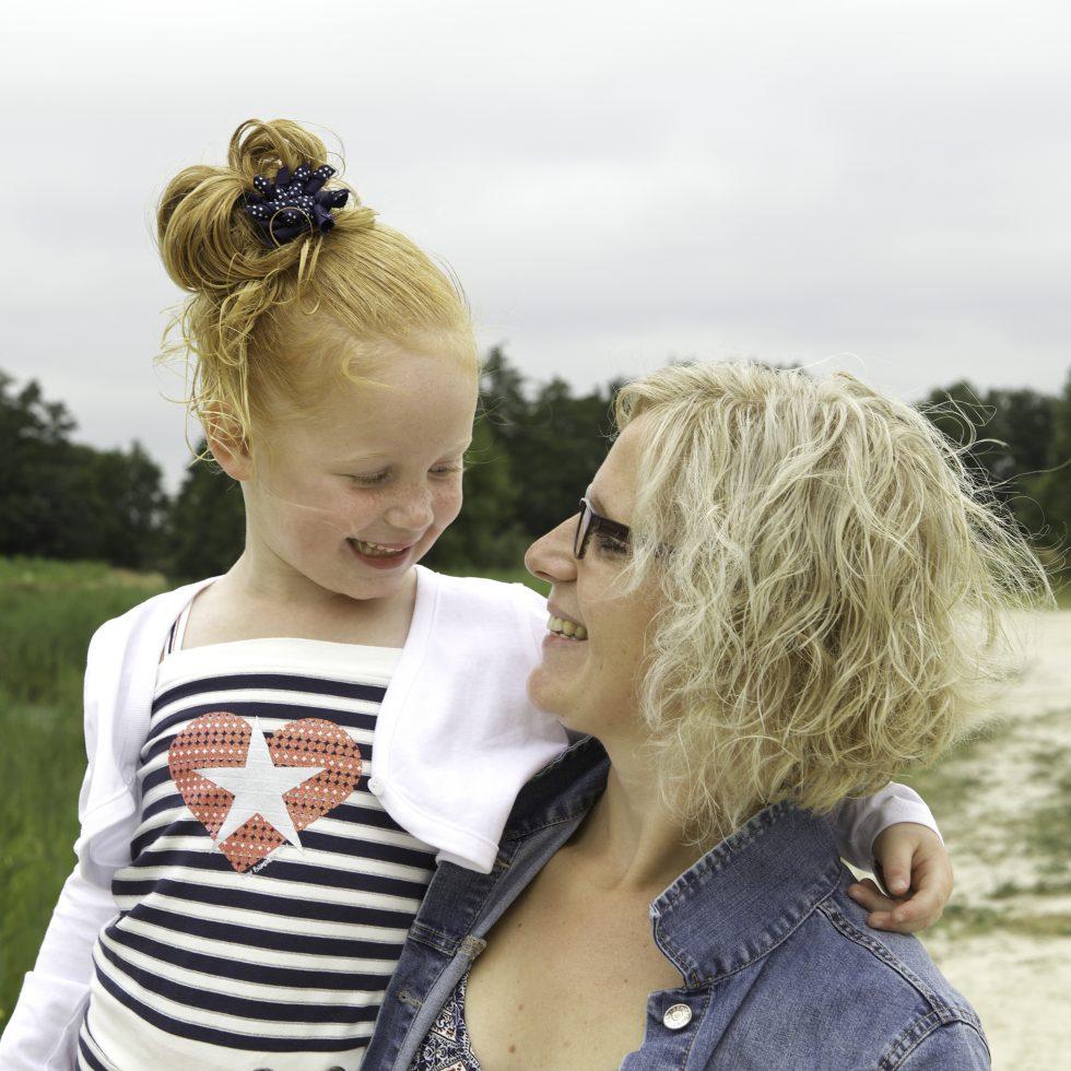 moeder dochter fotoshoot groningen fotograaf