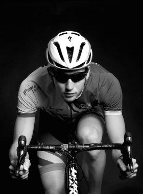 Portretfoto wielrenner
